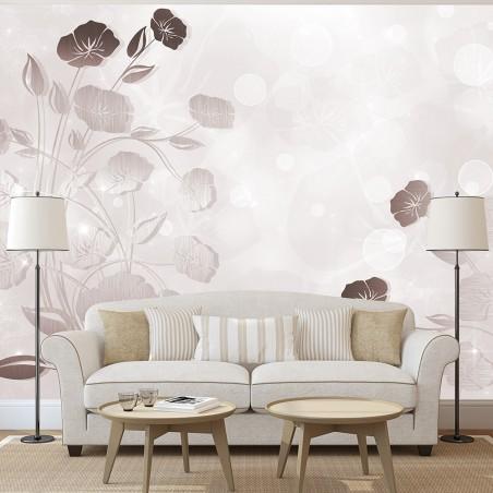 Fotomurale - La delicatezza dei fiori - Quadri e decorazioni