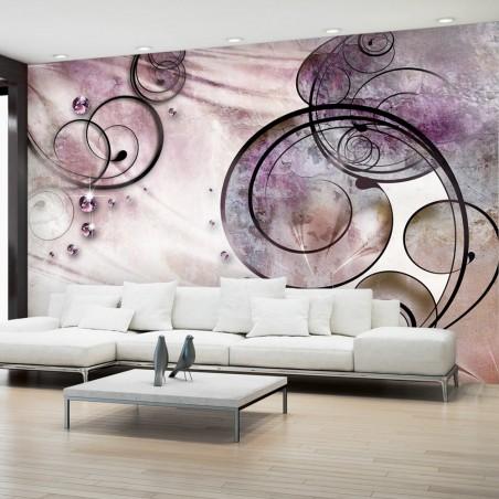 Fotomurale - Pink Rhapsody - Quadri e decorazioni