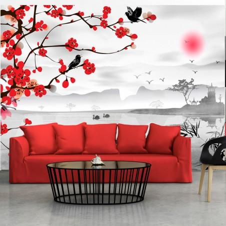 Fotomurale - Giardino giapponese - Quadri e decorazioni