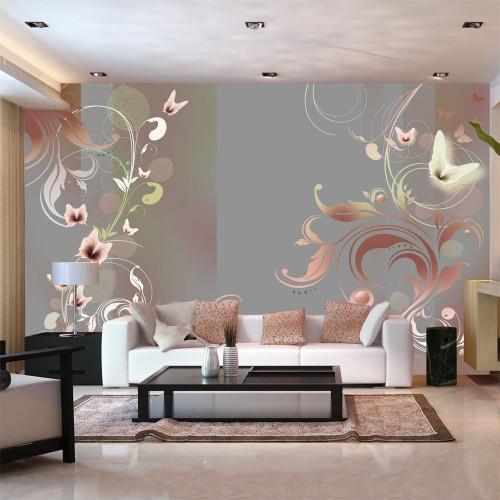 Fotomurale - Passione color crema - Quadri e decorazioni