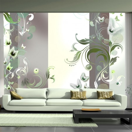 Fotomurale - Passione verde - Quadri e decorazioni