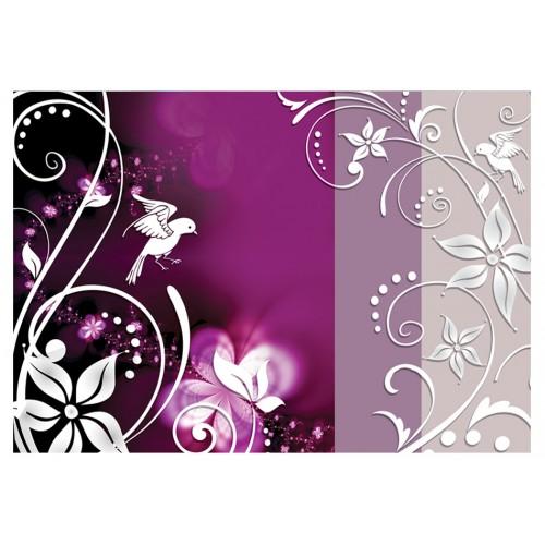 Fotomurale - Fantasia floreale - Quadri e decorazioni
