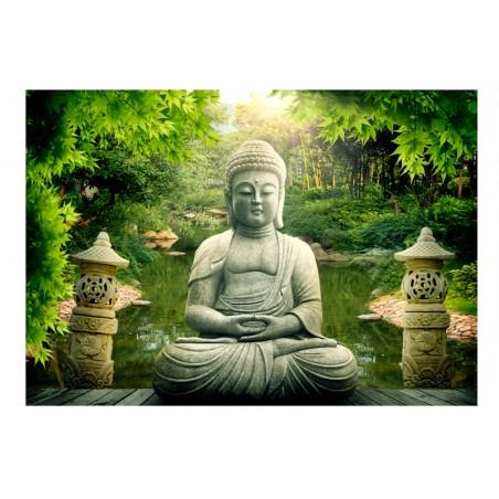Fotomurale - Giardino di Buddha - Quadri e decorazioni