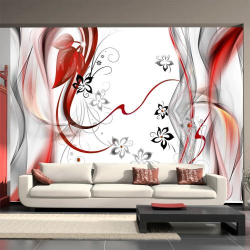 Fotomurale - Tessuto vaporoso - Quadri e decorazioni