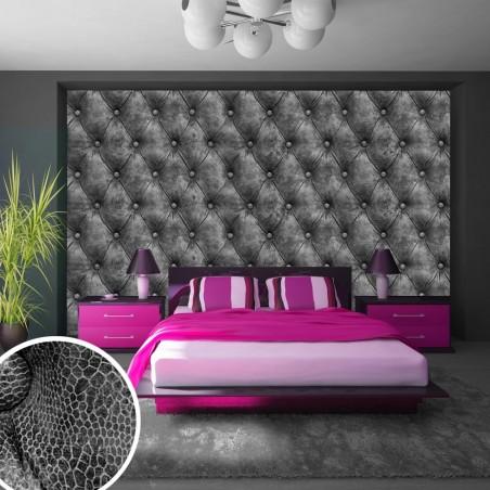 Fotomurale - Rombi grigi - Quadri e decorazioni