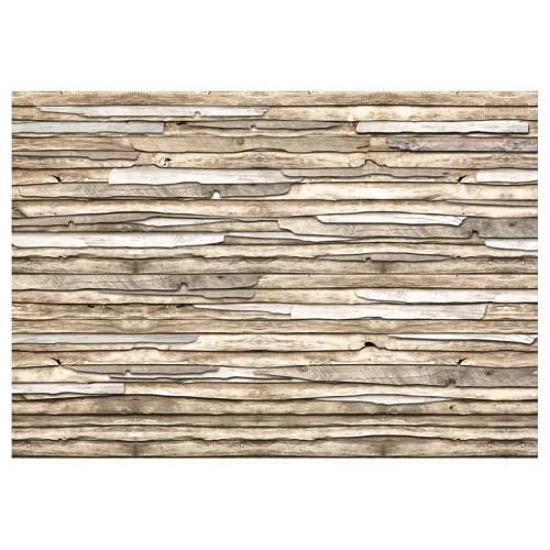 Fotomurale - Puzzle di legno - Quadri e decorazioni