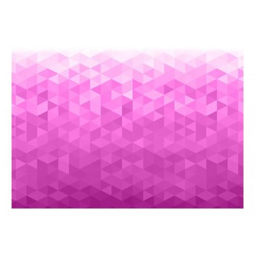 Fotomurale - Pixel rosa - Quadri e decorazioni
