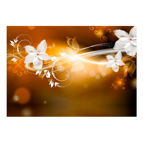 Fotomurale - Fiore della neve - Quadri e decorazioni