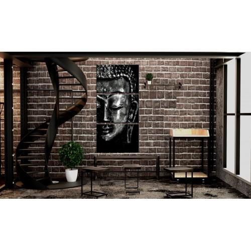 Quadro - Grey Buddha - Quadri e decorazioni