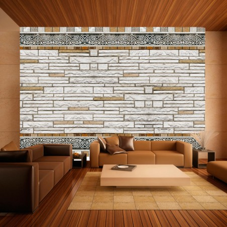 Fotomurale - Mosaico in pietra - Quadri e decorazioni