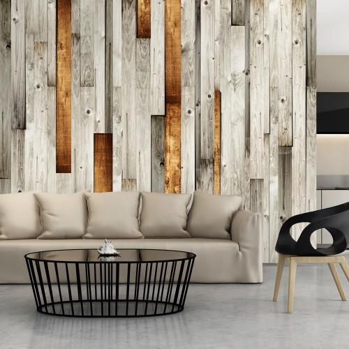 Fotomurale - Tema di legno - Quadri e decorazioni