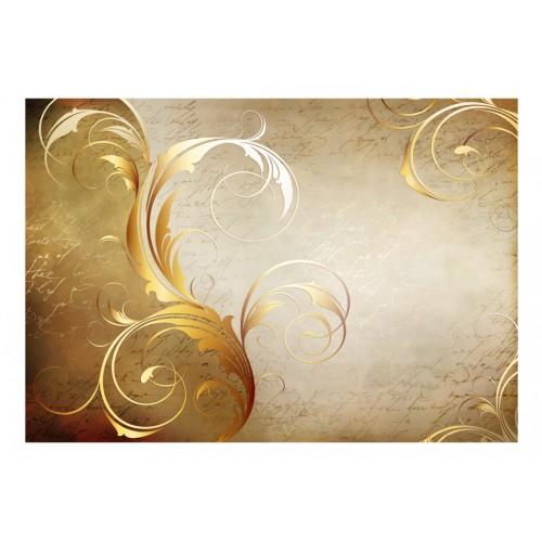 Fotomurale - Foglia d'oro - Quadri e decorazioni