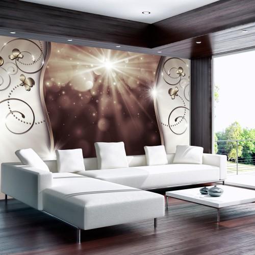 Fotomurale - Raggi di sole - Quadri e decorazioni