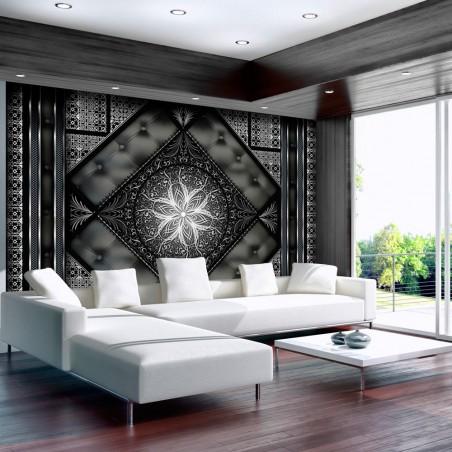 Fotomurale - Black mosaic - Quadri e decorazioni