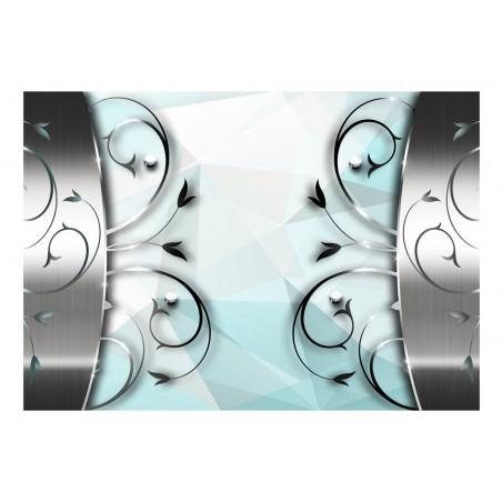 Fotomurale - Silver gate - Quadri e decorazioni
