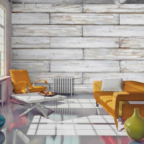 Fotomurale - Intreccio di legno - Quadri e decorazioni