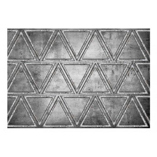 Fotomurale - Dancing with triangles - Quadri e decorazioni