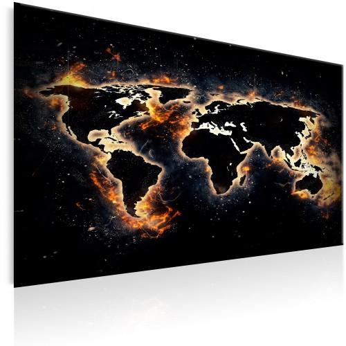Quadro - Fiery World - Quadri e decorazioni