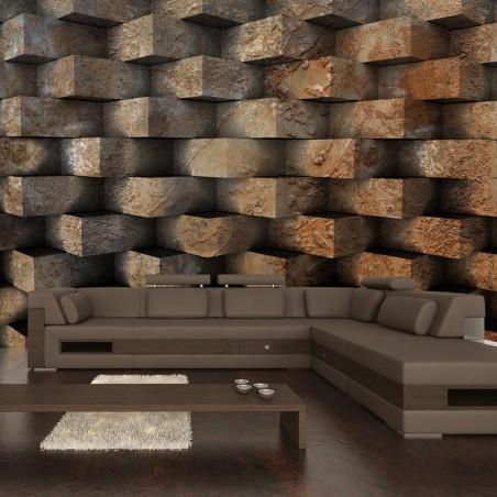 Fotomurale - Intrecciatura di mattone - Quadri e decorazioni