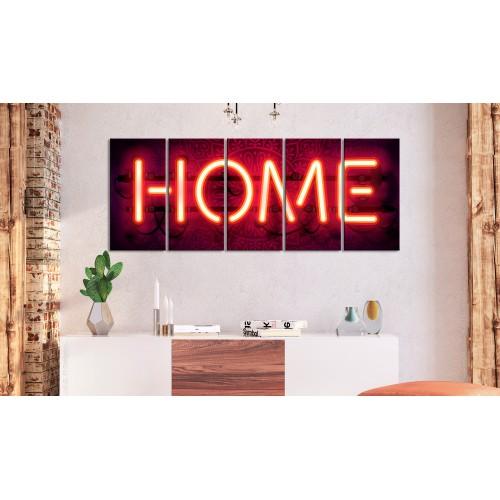 Quadro - Home Neon - Quadri e decorazioni