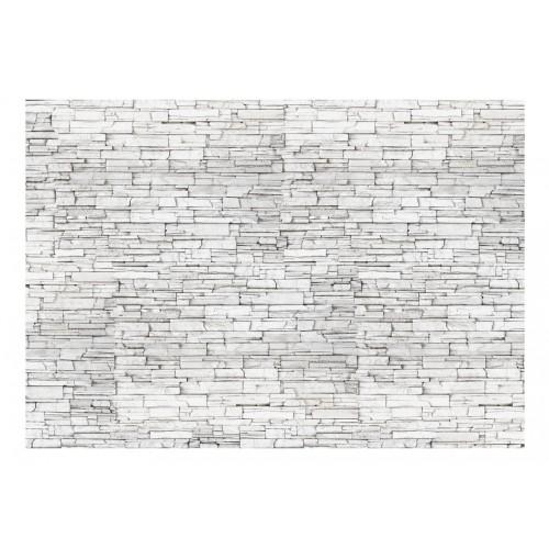 Fotomurale - White Brick - Quadri e decorazioni