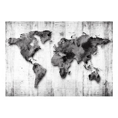 Fotomurale - World in Shades of Gray - Quadri e decorazioni