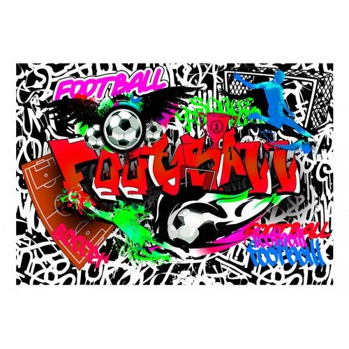 Fotomurale - Football Passion - Quadri e decorazioni