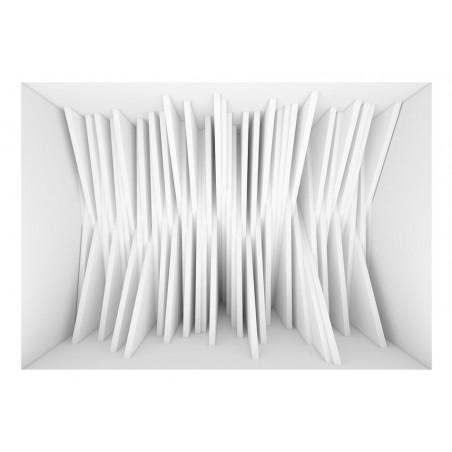 Fotomurale - Equilibrio bianco - Quadri e decorazioni