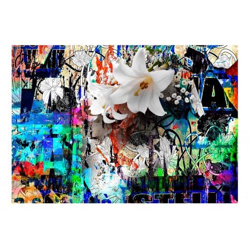 Fotomurale - Urban Lily - Quadri e decorazioni