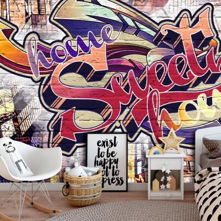 Fotomurale - Cool Graffiti - Quadri e decorazioni
