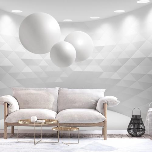 Fotomurale - Geometric Room - Quadri e decorazioni