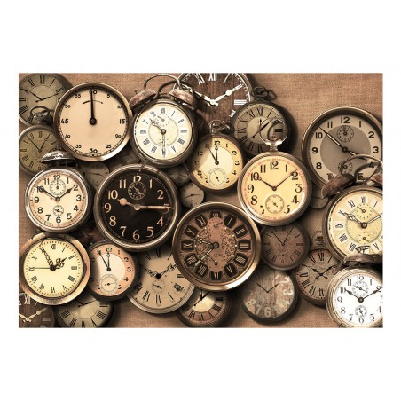 Fotomurale - Old Clocks - Quadri e decorazioni