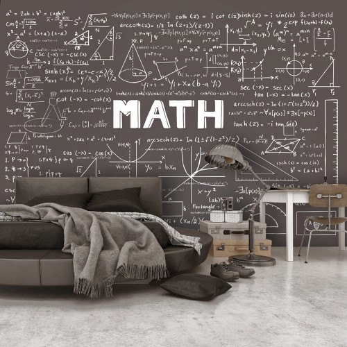 Fotomurale - Mathematical Handbook - Quadri e decorazioni