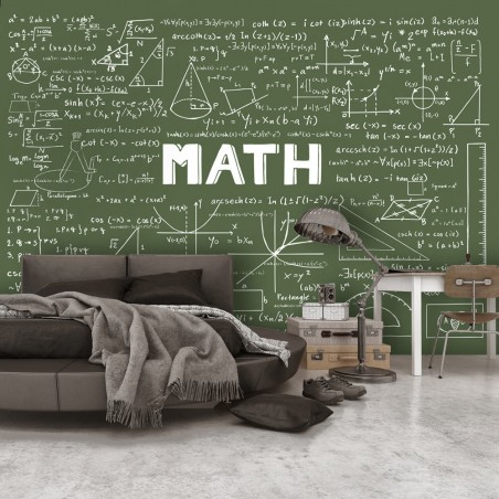 Fotomurale - Mathematical Formulas - Quadri e decorazioni