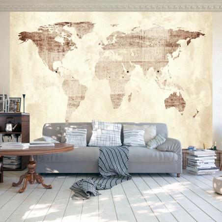 Fotomurale - Precious map - Quadri e decorazioni