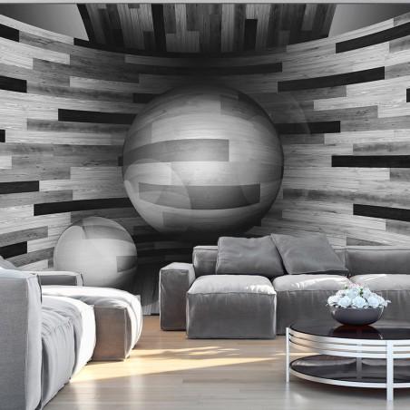 Fotomurale - Gray sphere - Quadri e decorazioni