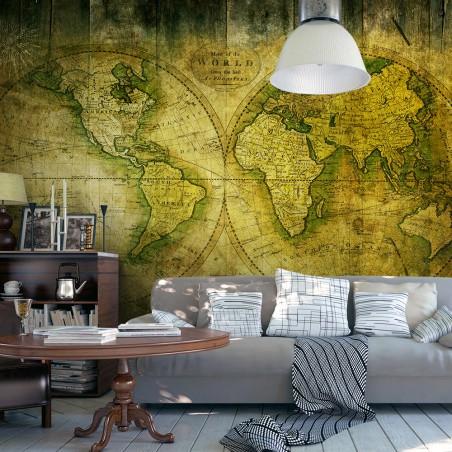 Fotomurale - Journey through the Old World - Quadri e decorazioni