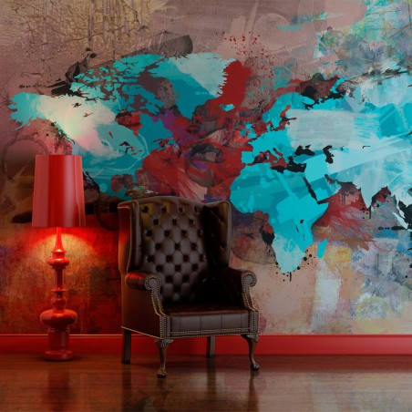 Fotomurale - The earth without art is just 'eh' - Quadri e decorazioni