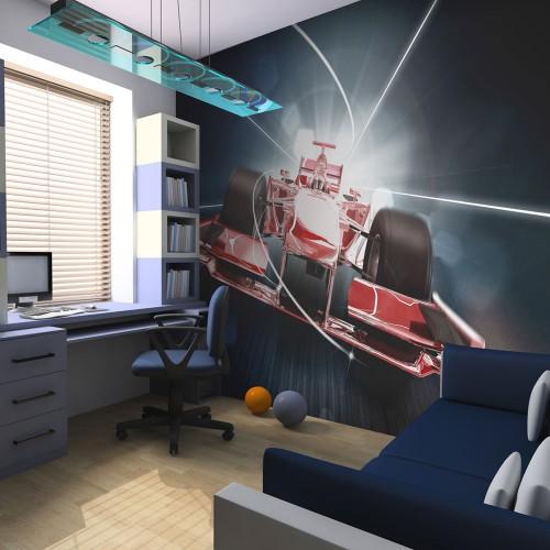 Fotomurale - Velocità e dinamica - Formula 1 - Quadri e decorazioni