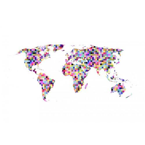 Fotomurale - World of entertainment - Quadri e decorazioni