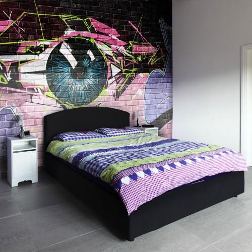 Fotomurale - occhio (graffiti) - Quadri e decorazioni