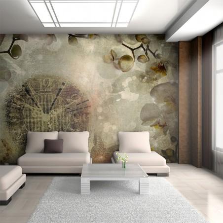 Fotomurale - orologio (vintage) - Quadri e decorazioni