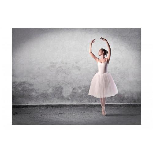 Fotomurale - Ballerina danzante, come da Degas - Quadri e decorazioni