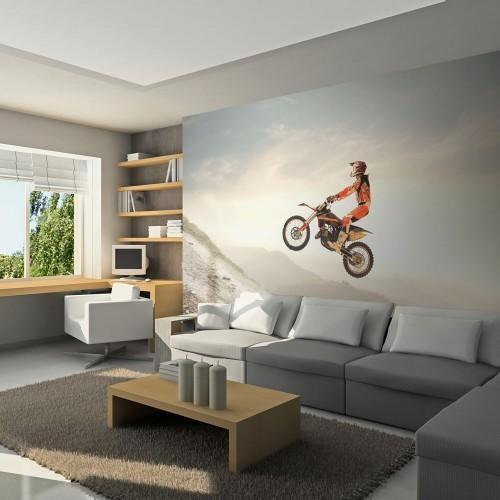 Fotomurale - Motocross - Quadri e decorazioni