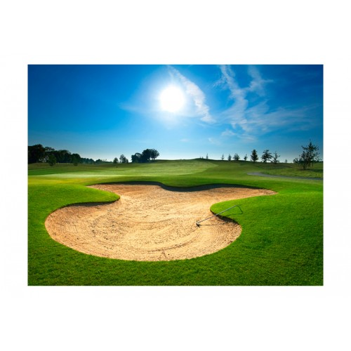 Fotomurale - Campo da golf - Quadri e decorazioni
