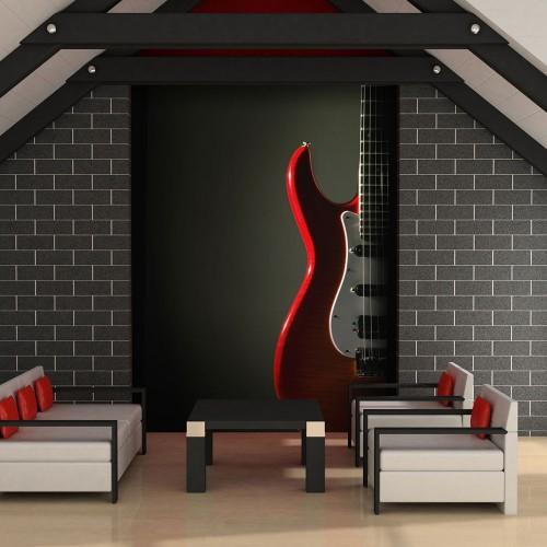 Fotomurale - Chitarra elettrica - Quadri e decorazioni