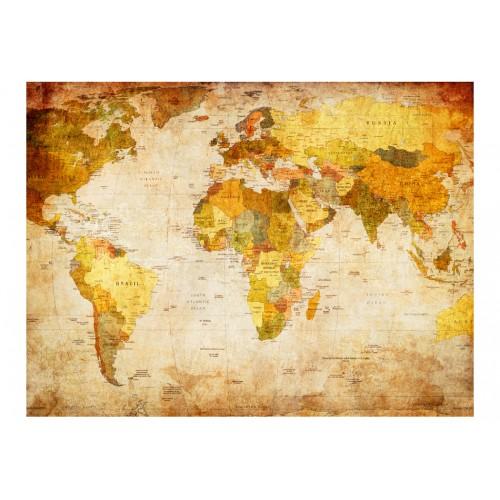 Fotomurale - Old globe - Quadri e decorazioni