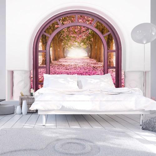 Fotomurale - Door To The Magic Land - Quadri e decorazioni