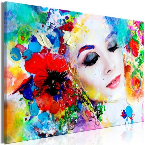 Quadro - Colourful Thoughts (1 Part) Wide - Quadri e decorazioni