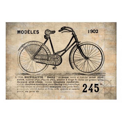 Fotomurale - Bicicletta Vintage - Quadri e decorazioni